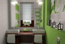 Подборка интерьеров ванной комнаты / Интерьеры санузлов, разработанные нашей студией дизайна Morozova-dz.ru