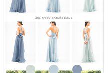 Φορέματα χρώματα
