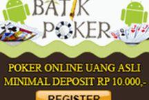Batik Poker / by Batik Poker