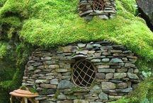 Крошечные домики
