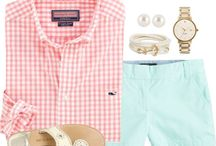 Outfits for spring / by Meghan Hedgepeth