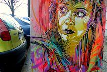Street Art C215