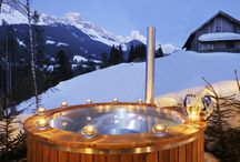 Using Your Spa or Hot Tub During Winter Time