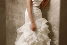 wedding dress / by Tula Malcriada
