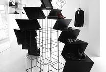 Inspiration | Retail / Retail furniture and fixtures