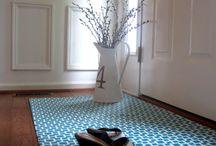 Waterproof mats