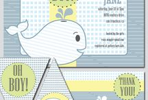 Whale Shower Theme