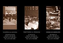 Boston Restaurants / by Jules Pieri