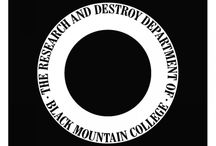 Black Mountain College / by Monica Murgia