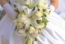 Bouquets de marié