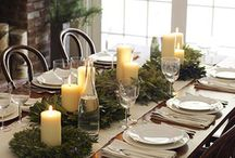 Christmas ideas / Decorations, gifts, table settings and so on - all for Christmas:)