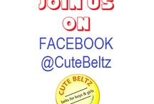 SOCIAL - CUTE BELTZ / Connecting with fabulous businesses all across the world.