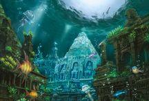 Miasta i architektura pod wodą