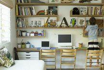 Boys bedroom...