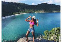 trip's ✨✨✨ / #ArraialDoCabo #RioDeJaneiro #RJ #Praia #FeedPraiano #SoulAloha #Natureza #TumblrGirl