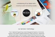 Inspiratie voor nieuwe website / De nieuwe website voor Meediasupport is in ontwikkeling en we zijn opzoek naar coole en originele ideeën qua design.