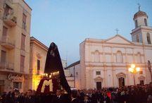LE PROCESSIONI DELLA ADDOLORATA - CANOSA DI PUGLIA / La Processione dell'Addolorata a Canosa di Puglia nel Venerdì di Passione seguici su : www.settimanasantacanosa.it
