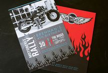 motorcycle party / Motorcycle biker birthday party inspiration