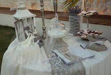 Bonbonieras by Kristallenia / wedding decoration