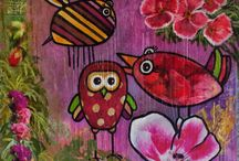 My paintings for kids / bloombees.com/mariareyartpaintings #art #illustration #drawing #draw #picture #artist #sketch #sketchbook #paper #pen #pencil #artsy #beautiful #gallery #creative #love #amazing #smile #colorful #style #swag #art #arte #artforsale #bloombees