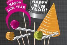 Happy New Year / by Mahalia Gagajena