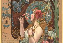 More artsy, less fartsy / Artsy things that feed my soul. Art, architecture, jewelry and costumes from La Belle Epoque, as well as modern interpretations on those styles. Alphonse Mucha, Lalique, Tiffany, Fouquet, Claude Monet, and others. / by Lisa Ragain