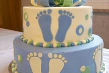 Cakes Baby Schower