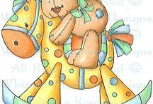 dibujos bebe