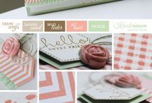 Stampin up Sechseck Stanze