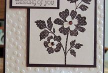 Gifts of Kindness Card Ideas / by Laurie Graham: Avon Rep/Stampin' Up! Demo