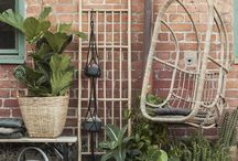 Come out! / Come and hang out, outdoors.  We've got lots of great stuff for outdoor living.