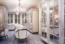 Delightful Dressing Rooms  / by Evelyn Nesbit
