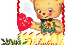 Vintage Valentine / vintage  / by Jamie Jackman