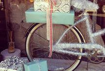 Bicycle Shop Window Ideas