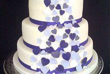 Taarten/cupcakes/cakes/koekjes & toetjes