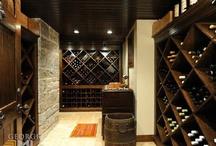 Wine Cellars / Let Patti Johnson Interiors design a custom wine cellar for your home! / by Patti Johnson Interiors