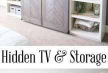 muebles para tv con estilo