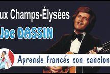 Canciones francesas subtituladas