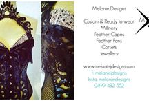 Corsets by melaniejdesigns