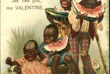 Publicité com Afrique / Noirs