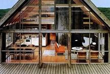 imaginary cabin