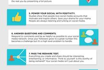 Social media tips / by Toni Church