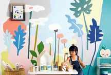 Camera copiilor / Kids' room ideas / Idei și inspirație pentru dormitorul și camera de joacă a copiilor