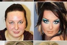 Hair &make - up / So powerful <3