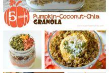 Recipes / Granola