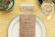pretty wedding design / by ashley martin williams