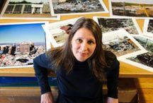Gina Dabrowski - Lowertown Lofts Artist Co-op Artist