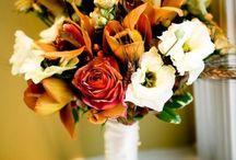 fargetema og blomster