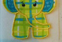 My Made Appliques / by Elizabeth Ray