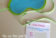 party invitations DIY